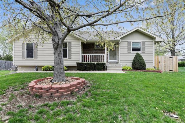 1117 SW Huntington Drive, Blue Springs, MO 64015 (#2160521) :: No Borders Real Estate