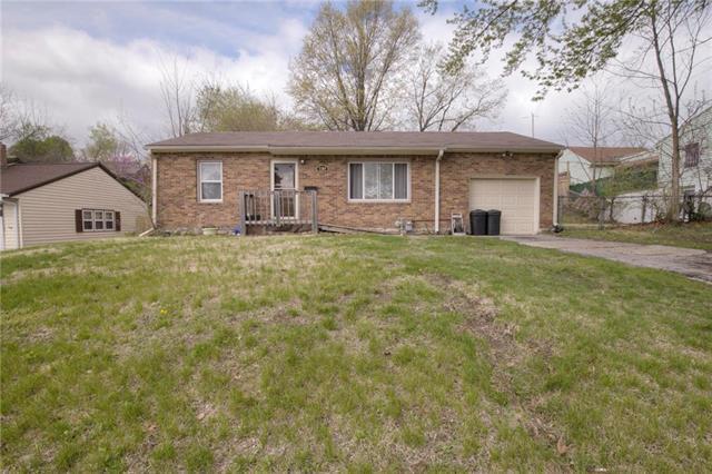 2500 N 48th Terrace, Kansas City, KS 66104 (#2160545) :: NestWork Homes