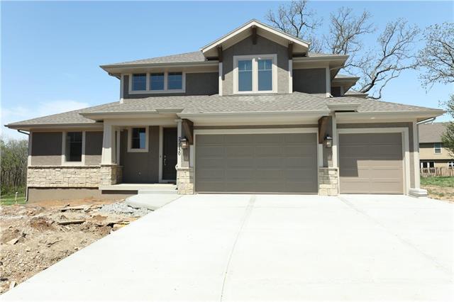 22250 W 98th Terrace, Lenexa, KS 66220 (#2160668) :: No Borders Real Estate