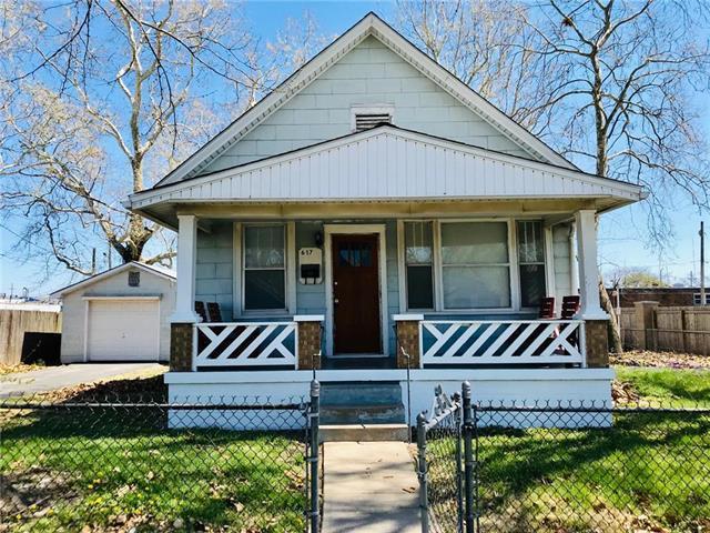 617 S Coy Street, Kansas City, KS 66105 (#2160743) :: NestWork Homes