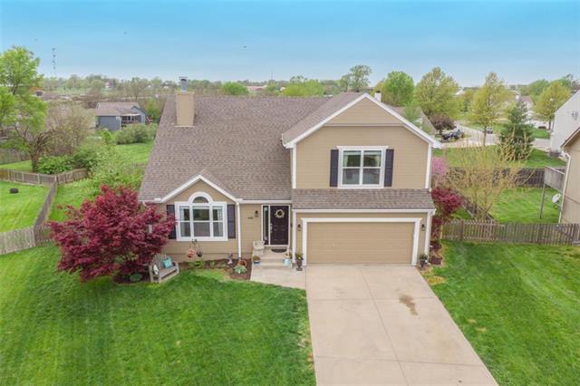 1420 SE Newberry Drive, Lee's Summit, MO 64081 (#2160884) :: NestWork Homes
