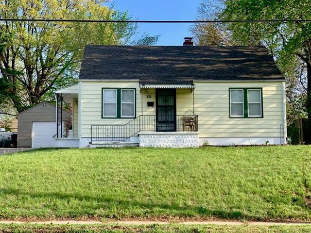 522 E College Street, Independence, MO 64050 (#2161087) :: Eric Craig Real Estate Team
