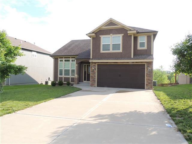 510 S 137th Street, Bonner Springs, KS 66012 (#2161151) :: Team Real Estate