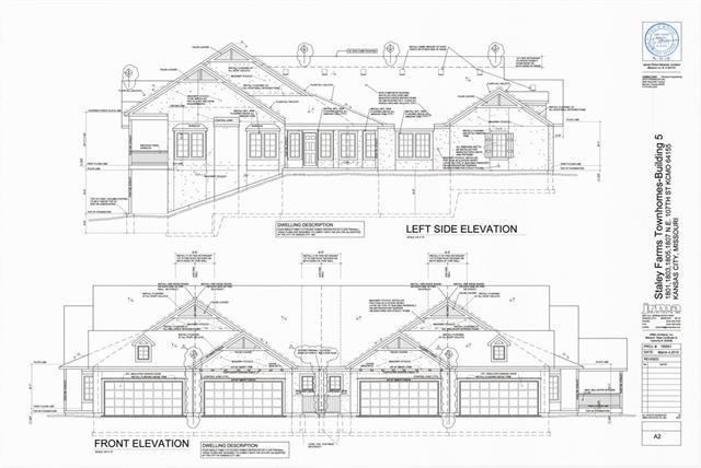 1803 NE 107th Terrace, Kansas City, MO 64155 (#2161173) :: House of Couse Group