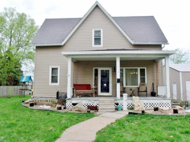 610 S Washington Street, Sabetha, KS 66534 (#2161186) :: Eric Craig Real Estate Team