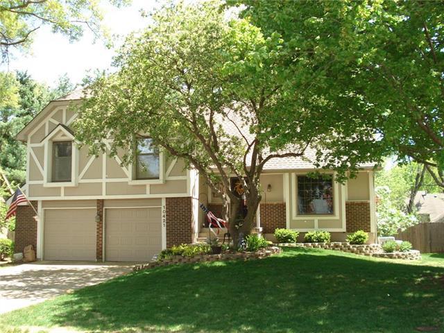 10421 Hauser Street, Lenexa, KS 66215 (#2162259) :: Kansas City Homes