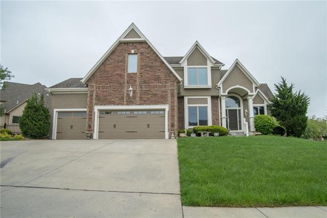 2809 NE 101 Street, Kansas City, MO 64155 (#2162365) :: House of Couse Group