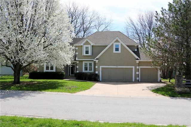 550 SW Trailpark Drive, Lee's Summit, MO 64081 (#2162626) :: House of Couse Group