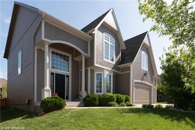 15254 W 165th Street, Olathe, KS 66062 (#2163349) :: House of Couse Group