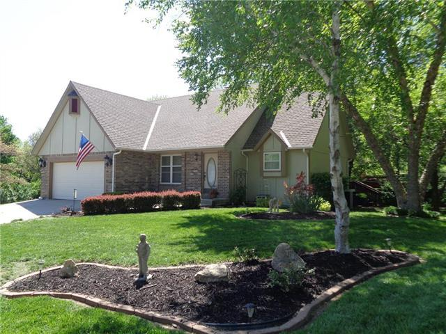 608 Fountain Hills Drive, Warrensburg, MO 64093 (#2163375) :: No Borders Real Estate