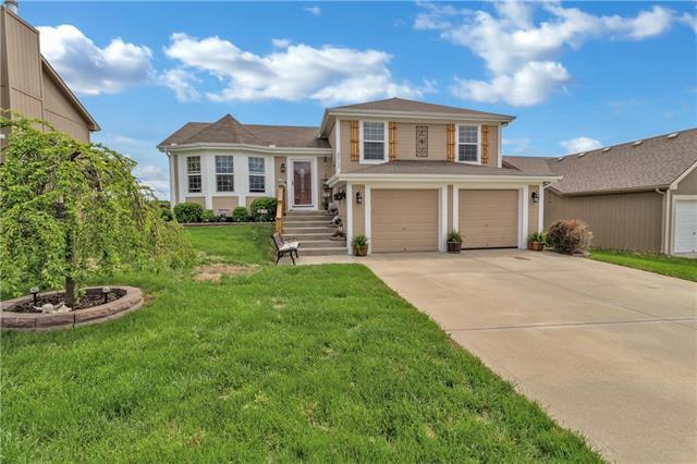 8311 NE 116th Street, Kansas City, MO 64157 (#2163430) :: Kansas City Homes