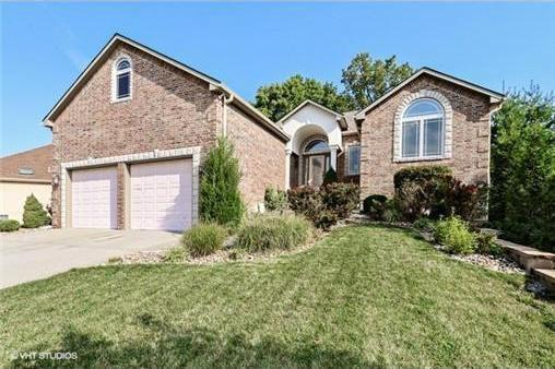 17000 E 38th Terrace, Independence, MO 64055 (#2163586) :: House of Couse Group
