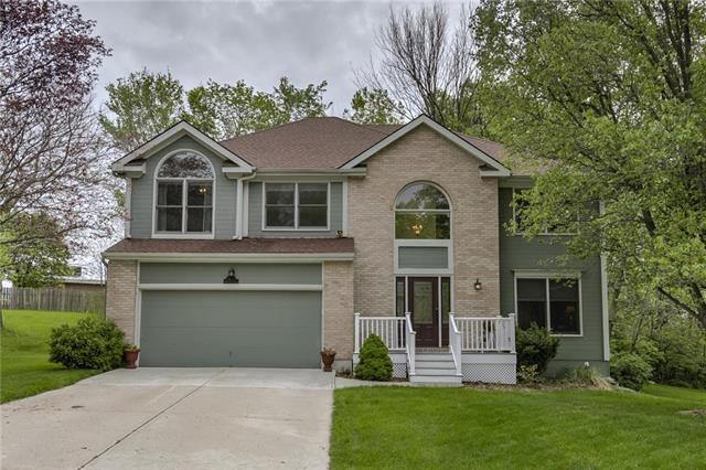 4823 NW 57th Court, Kansas City, MO 64151 (#2163717) :: Edie Waters Network