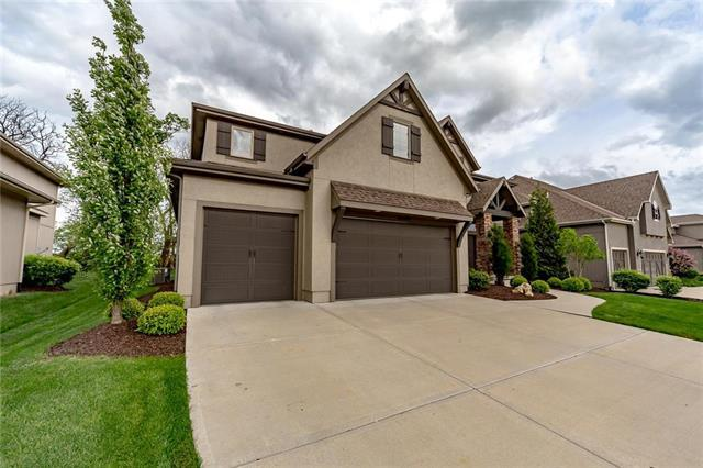 16429 Hayes Street, Overland Park, KS 66085 (#2163956) :: House of Couse Group