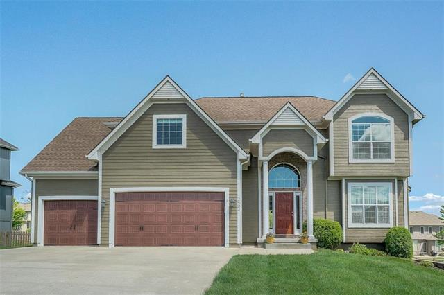 2504 SW Kenwill Court, Lee's Summit, MO 64082 (#2164064) :: Team Real Estate