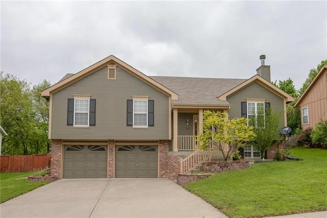 308 Woodhaven Drive, Smithville, MO 64089 (#2164068) :: Clemons Home Team/ReMax Innovations