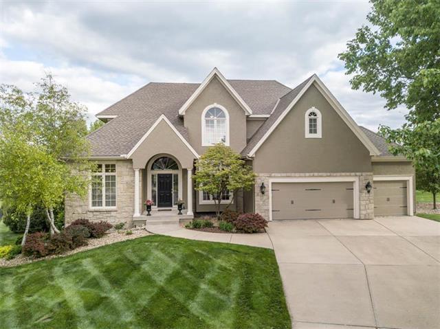 12733 Richards Street, Overland Park, KS 66213 (#2164391) :: House of Couse Group