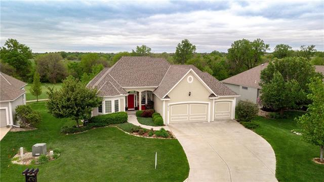 14117 Belrive Circle, Basehor, KS 66007 (#2164405) :: Edie Waters Network