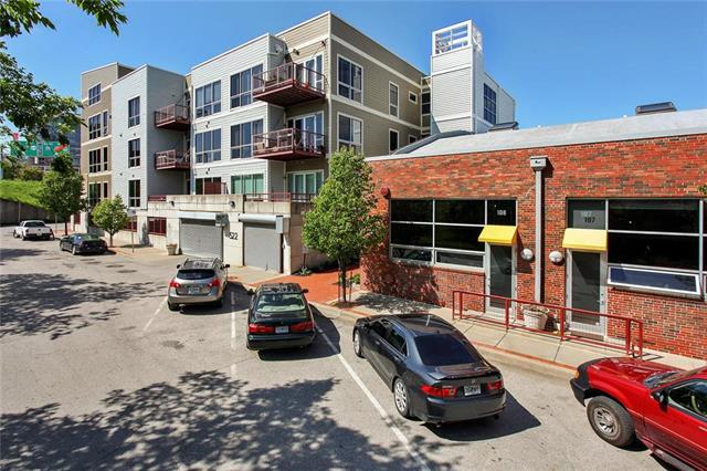 522 Locust #401 Lane #401, Kansas City, MO 64106 (#2164638) :: House of Couse Group