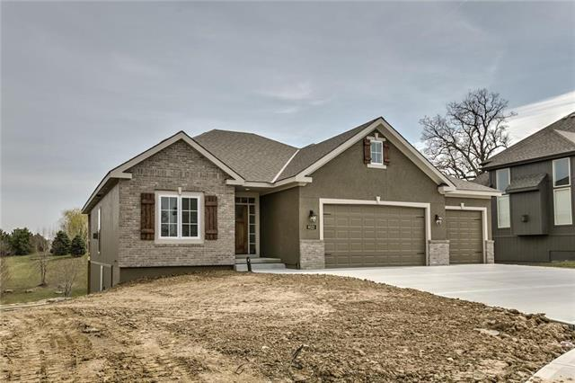 2303 Dovecott Drive, Kearney, MO 64060 (#2164685) :: House of Couse Group