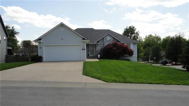 720 S Kisner Drive, Independence, MO 64056 (#2164834) :: House of Couse Group