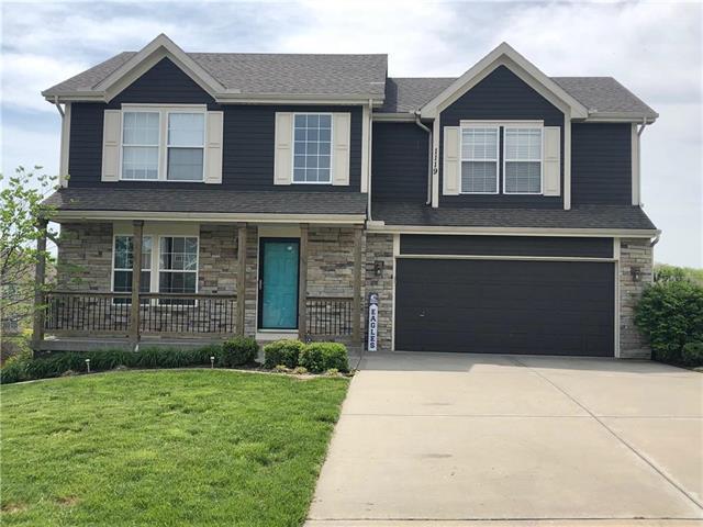 1119 NW 92nd Street, Kansas City, MO 64155 (#2164844) :: No Borders Real Estate