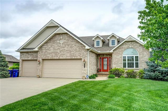 606 Indian Trail, Smithville, MO 64089 (#2164862) :: Eric Craig Real Estate Team