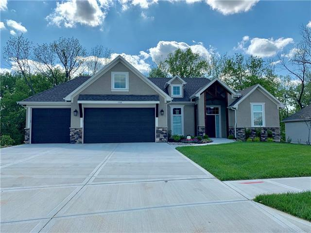 1768 Homestead Drive, Liberty, MO 64068 (#2164906) :: Eric Craig Real Estate Team