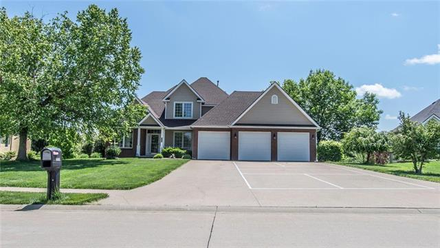 3209 Harbor View Drive, St Joseph, MO 64506 (#2164979) :: House of Couse Group