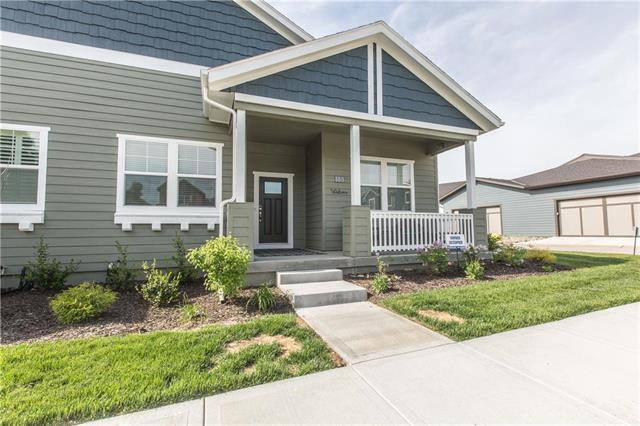 8815 NE 80th Terrace, Kansas City, MO 64158 (#2165176) :: Dani Beyer Real Estate