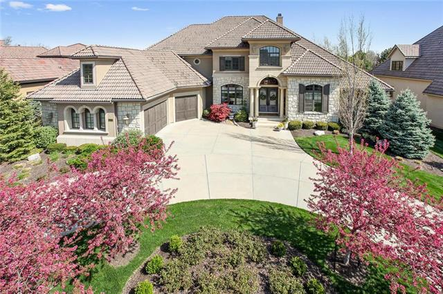 12714 W 160th Terrace, Overland Park, KS 66062 (#2165325) :: House of Couse Group