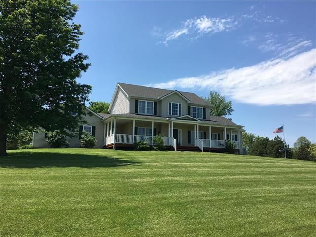 1771 SW Town & Country Road, Plattsburg, MO 64477 (#2165344) :: DHG Network