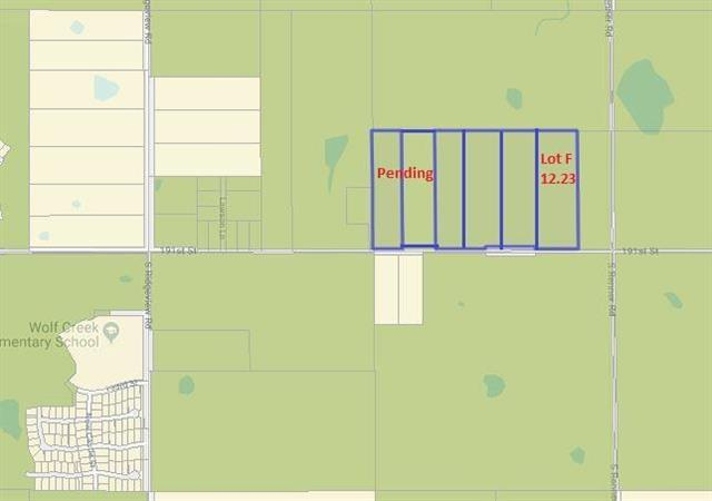 Lot F 191st Street, Spring Hill, KS 66083 (#2165406) :: House of Couse Group