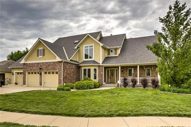 11316 N Holly Street, Kansas City, MO 64155 (#2165489) :: Dani Beyer Real Estate