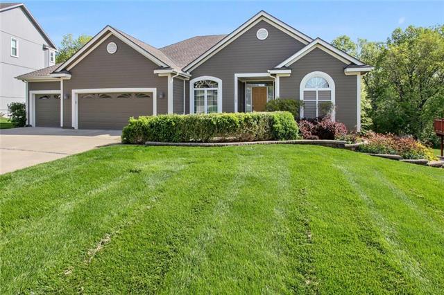 1709 Parkside Drive, Liberty, MO 64068 (#2165491) :: Kansas City Homes
