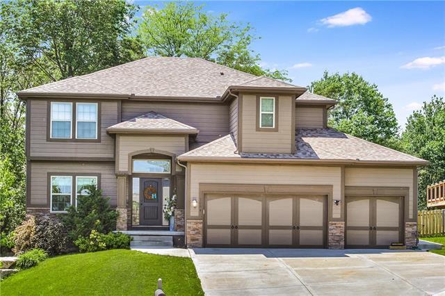 1004 Redwood Lane, Liberty, MO 64068 (#2165593) :: Kansas City Homes