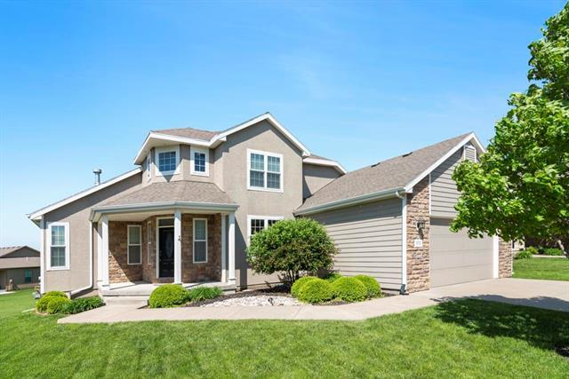 5723 Westfield Drive, Lawrence, KS 66049 (#2165656) :: House of Couse Group