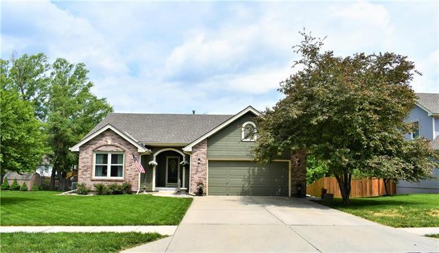 306 E 20th Terrace, Kearney, MO 64060 (#2165662) :: Kansas City Homes