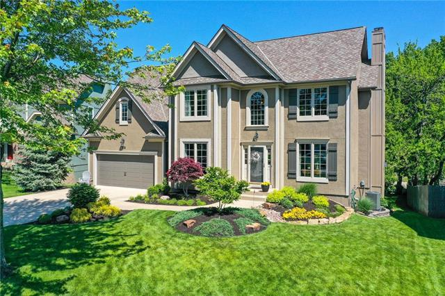 14662 W 144th Terrace, Olathe, KS 66062 (#2165693) :: House of Couse Group