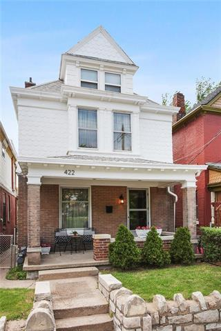 422 Olive Street, Kansas City, MO 64124 (#2165778) :: The Gunselman Team