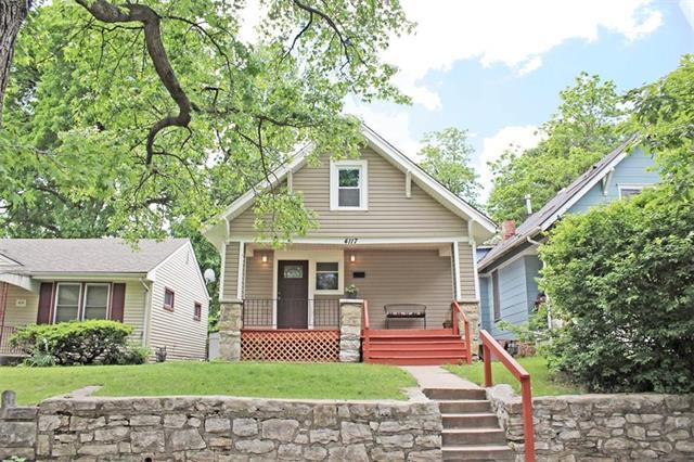 4117 Norledge Avenue, Kansas City, MO 64123 (#2165833) :: House of Couse Group