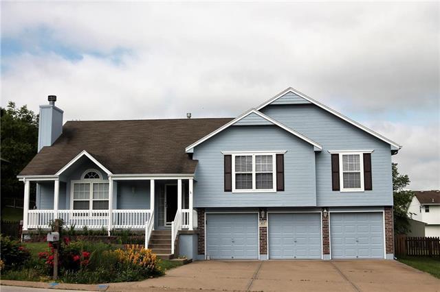 1017 SW Mountain View Court, Grain Valley, MO 64029 (#2165885) :: No Borders Real Estate