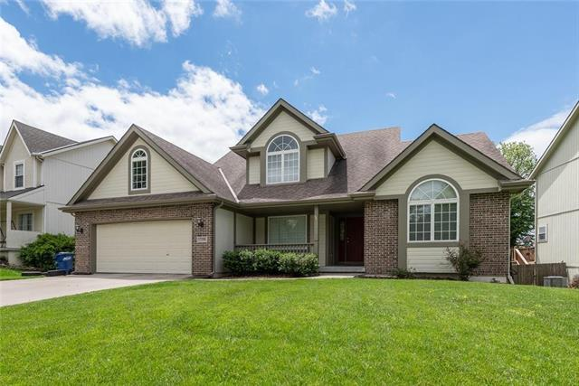 13306 Redwood Lane, Smithville, MO 64089 (#2165896) :: Kansas City Homes