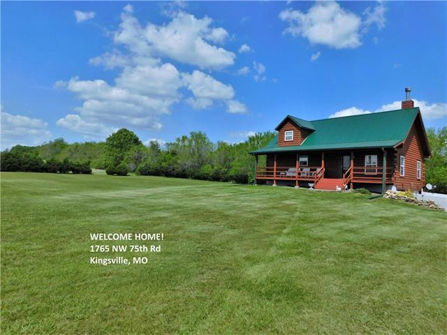 1765 NW 75th Road, Kingsville, MO 64061 (#2165927) :: House of Couse Group