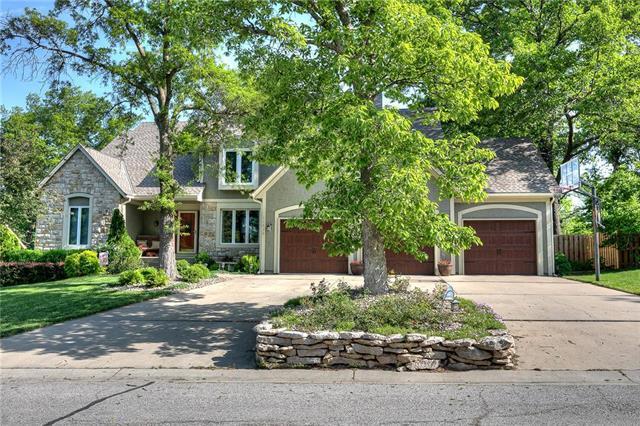 11016 Parkview Avenue, Kansas City, KS 66109 (#2166056) :: House of Couse Group