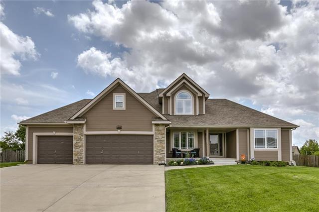 11023 N Skiles Avenue, Kansas City, MO 64157 (#2166071) :: Kansas City Homes