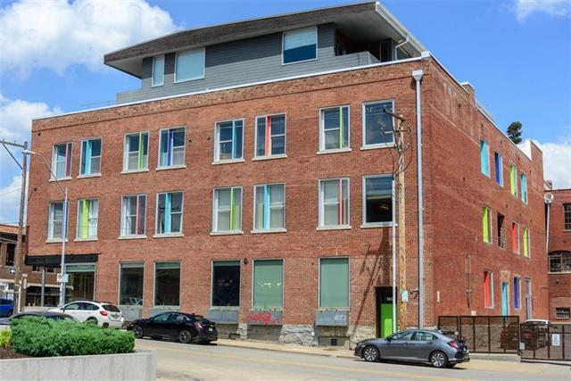 1803 Wyandotte Street #205, Kansas City, MO 64108 (#2166119) :: No Borders Real Estate