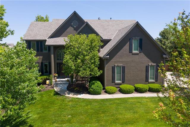 13112 W 128th Street, Overland Park, KS 66213 (#2166134) :: House of Couse Group