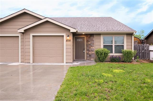 2710 Donnas Way, Manhattan, KS 66502 (#2166149) :: House of Couse Group