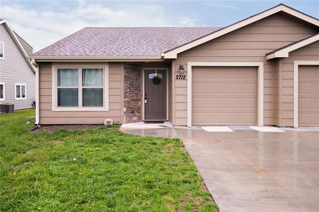 2712 Donnas Way, Manhattan, KS 66502 (#2166152) :: House of Couse Group
